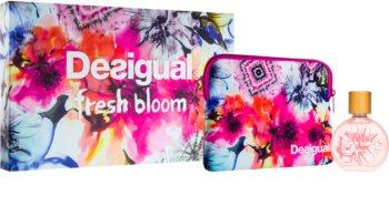 Desigual Fresh Bloom Geschenkset für Damen