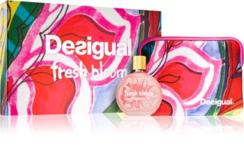 Desigual Fresh Bloom Gift Set IV. for Women