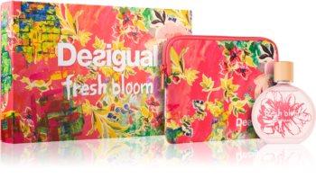 Desigual Fresh Bloom ajándékszett III. hölgyeknek