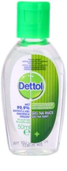 Dettol Antibacterial gel para manos