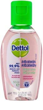 Dettol Antibacterial gel para manos con manzanilla