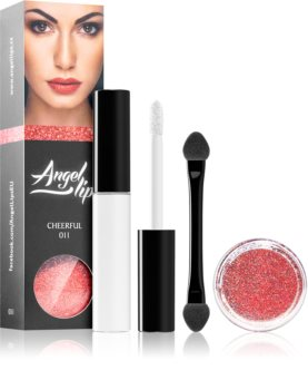 Di Angelo Cosmetics Angel Lips блестящи частици за устни
