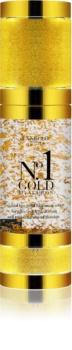 Di Angelo Cosmetics No1 Gold серум с хиалуронова киселина за мигновено озаряване и подмладяване на лицето