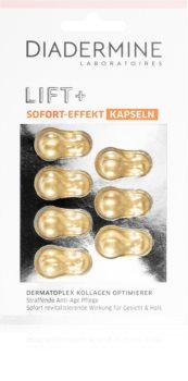 Diadermine Lift+ Lift + изглаждаща и стягаща грижа в капсули