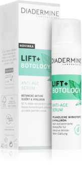 Diadermine Lift+ Botology lehké pleťové sérum proti vráskám