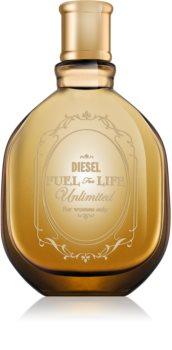 Diesel Fuel for Life Unlimited Eau de Parfum Naisille