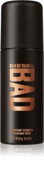 Diesel Bad desodorante en spray para hombre