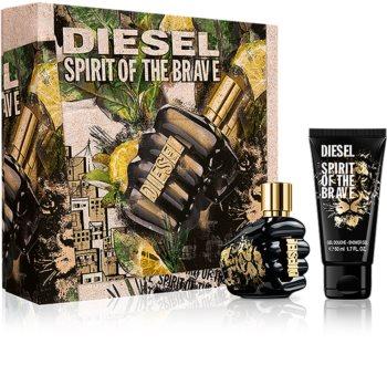 Diesel Spirit of the Brave coffret cadeau VI. pour homme