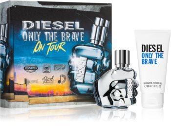 Diesel Only The Brave Lahjasetti I. Miehille