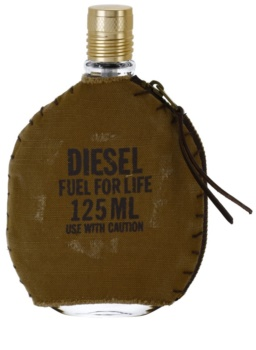 Diesel Fuel for Life Homme woda toaletowa dla mężczyzn 125 ml