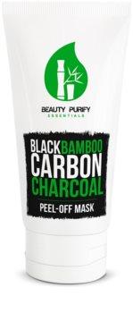 Diet Esthetic Beauty Purify Peeling masca din cărbune de bambus negru