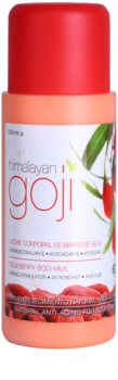 Diet Esthetic Himalayan Goji leche corporal de bayas de Goji