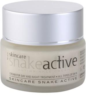 Diet Esthetic SnakeActive crema anti-rid de zi si de noapte cu venin de sarpe
