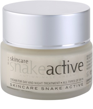 Diet Esthetic SnakeActive crème jour et nuit anti-rides au venin de serpent
