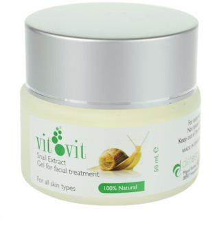 Diet Esthetic Vit Vit gel visage à l'extrait de bave d'escargot