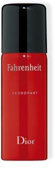 DIOR Fahrenheit desodorizante em spray sem álcool para homens