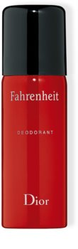 DIOR Fahrenheit dezodorant w sprayu bez alkoholu dla mężczyzn