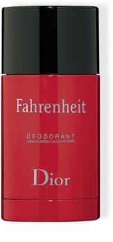 DIOR Fahrenheit dezodorant w sztyfcie bez alkoholu dla mężczyzn