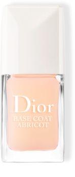 DIOR Collection Base Coat Abricot base de esmalte de uñas