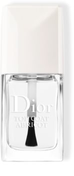 DIOR Collection Top Coat Abricot esmalte de uñas con fórmula de secado rápido para uñas