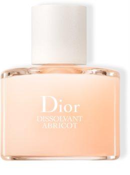 DIOR Collection Dissolvant Abricot dissolvant sans acétone