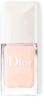 DIOR Collection Diorlisse Abricot posilující lak na nehty