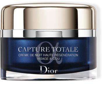Dior Capture Totale Intensive Restorative Night Creme intenzivní noční krém pro revitalizaci pleti