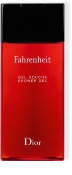 DIOR Fahrenheit żel pod prysznic dla mężczyzn