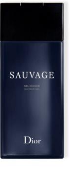 Dior Sauvage żel pod prysznic dla mężczyzn