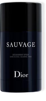 DIOR Sauvage Deodorant Stick uden alkohol til mænd