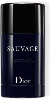 Dior Sauvage deostick bez alkoholu pre mužov