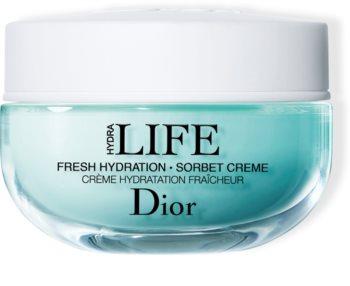 Dior Hydra Life Fresh Hydration Sorbet Creme хидратиращ крем за лице