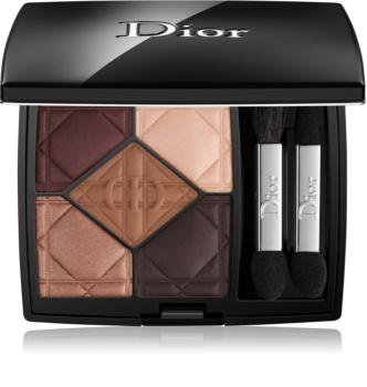 Dior 5 Couleurs paleta de sombra de olhos 5 cores