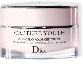 DIOR Capture Youth Age-Delay Advanced Creme Crème anti-oxydante - Signes de l'âge retardés