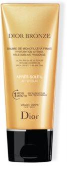 DIOR Dior Bronze Monoï Balm крем след слънчеви бани  за лице и тяло