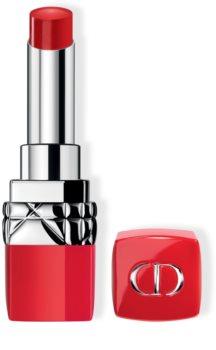 Dior Rouge Dior Ultra Rouge дълготрайно червило с хидратиращ ефект