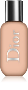 Dior Backstage Face & Body Foundation lehký make-up na obličej a tělo voděodolný