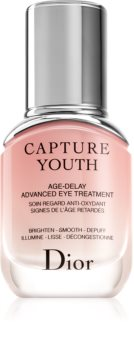 Dior Capture Youth Age-Delay Advanced Eye Treatment oční péče proti vráskám, otokům a tmavým kruhům