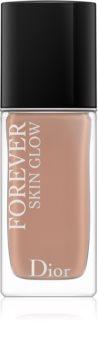 Dior Forever Skin Glow posvjetljujući hidratantni puder SPF 35
