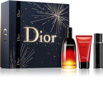 Dior Fahrenheit darčeková sada I. pre mužov