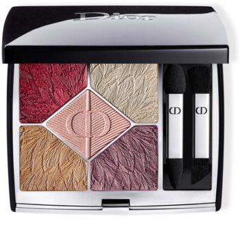 DIOR Diorshow 5 Couleurs Couture Birds of a Feather Limited Edition palette de fards à paupières