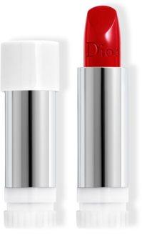 DIOR Rouge Dior The Refill langanhaltender Lippenstift Ersatzfüllung