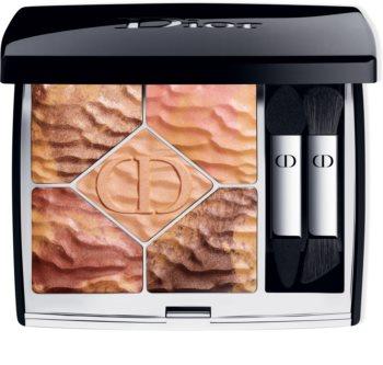 DIOR Diorshow 5 Couleurs Couture Summer Dune Limited Edition paletka očních stínů