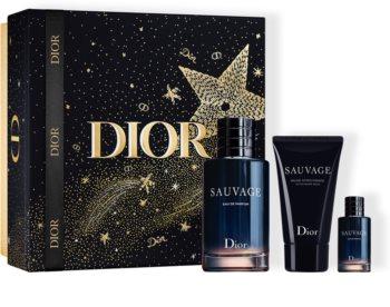 Dior Sauvage zestaw upominkowy dla mężczyzn