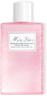 DIOR Miss Dior gel de limpeza para as mãos