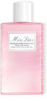 DIOR Miss Dior kéztisztító gél
