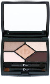 Dior 5 Couleurs Designer profesionalna paleta sjenila za oči