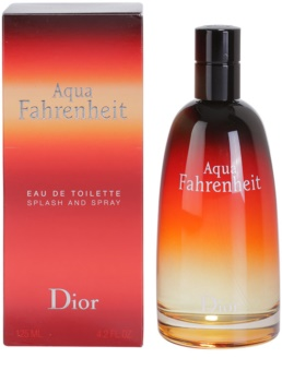 Dior Fahrenheit Aqua eau de toilette for Men