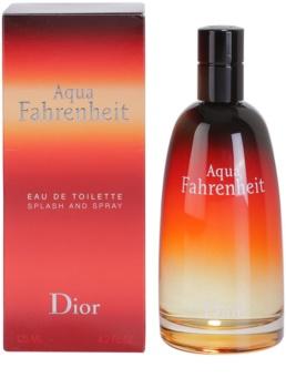 Dior Fahrenheit Aqua toaletní voda pro muže