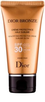 Dior Dior Bronze aufhellende Schutzcreme zum Bräunen SPF 30
